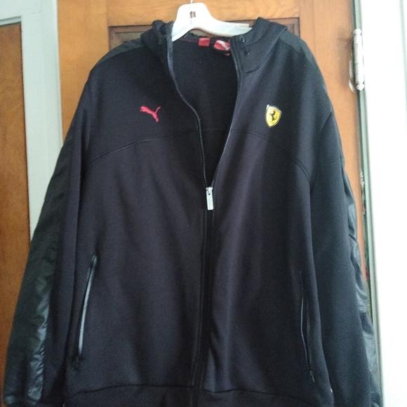 474dc686f0 Puma Scuderia Ferrari Sport Lifestyle hoodie